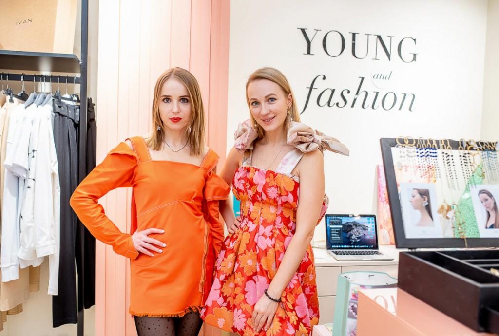 ~ Фоторепортаж: презентация коллекции Crupnova в Young&Fashion ~