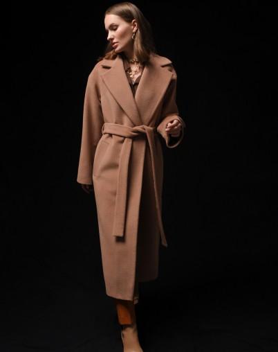 Пальто из шерсти П107