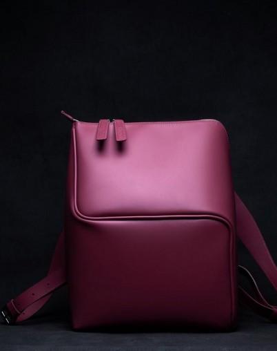Рюкзак с отделением для ноутбука бордо