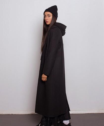 """Пальто женское """"Wool"""" утеплённое"""