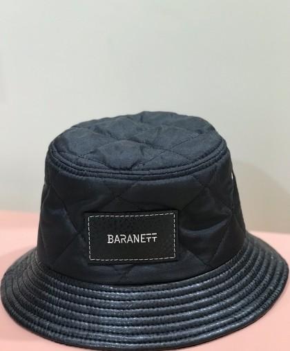 Панама утепленная черная