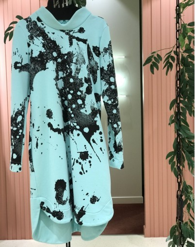 Платье Японка
