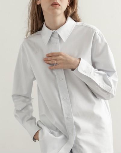 Рубашка женская свбодный крой