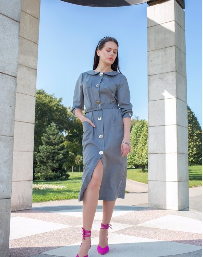 Платье - дизайнер Екатерина Волкова RESALE